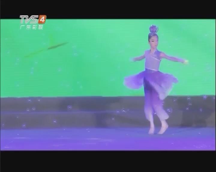 刘宛婷 独舞《马兰花》