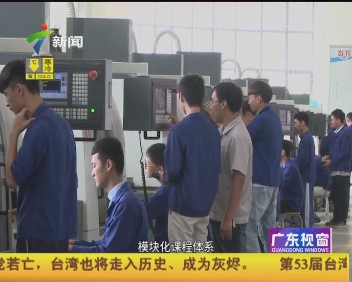 湛江:湛江机电学校 国家示范校建设项目通过省验收