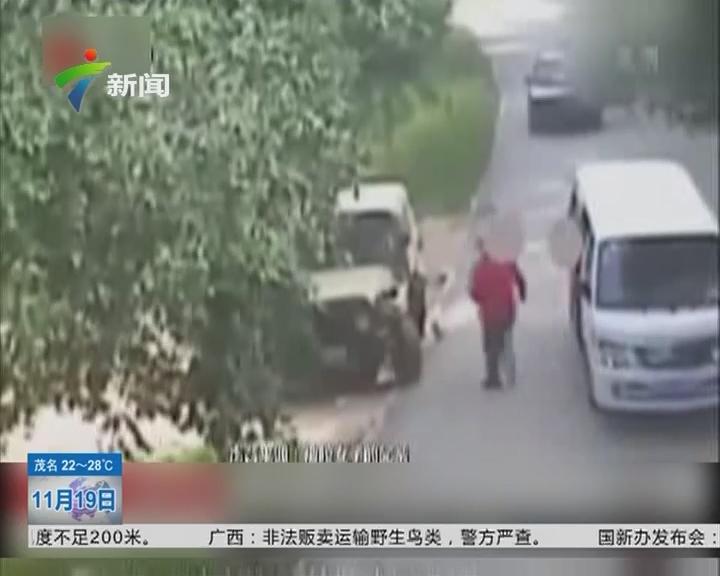 北京:八达岭动物园伤人虎园重新开放