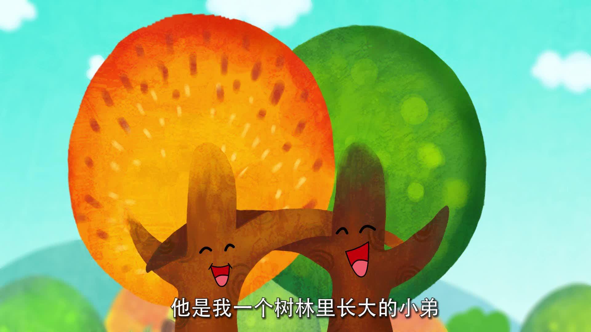 第12集《一次性筷子浪费大 爱惜树木不用它》