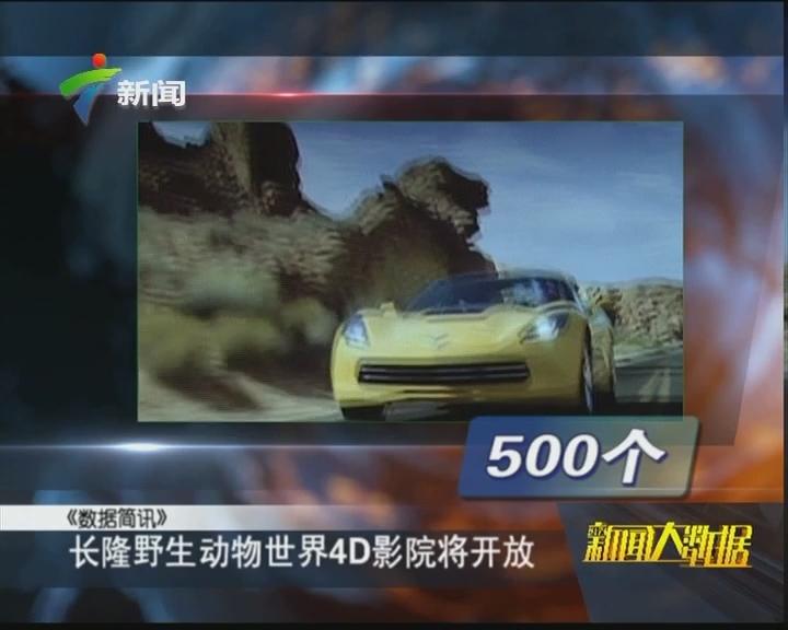 长隆野生动物世界4d影院将开放