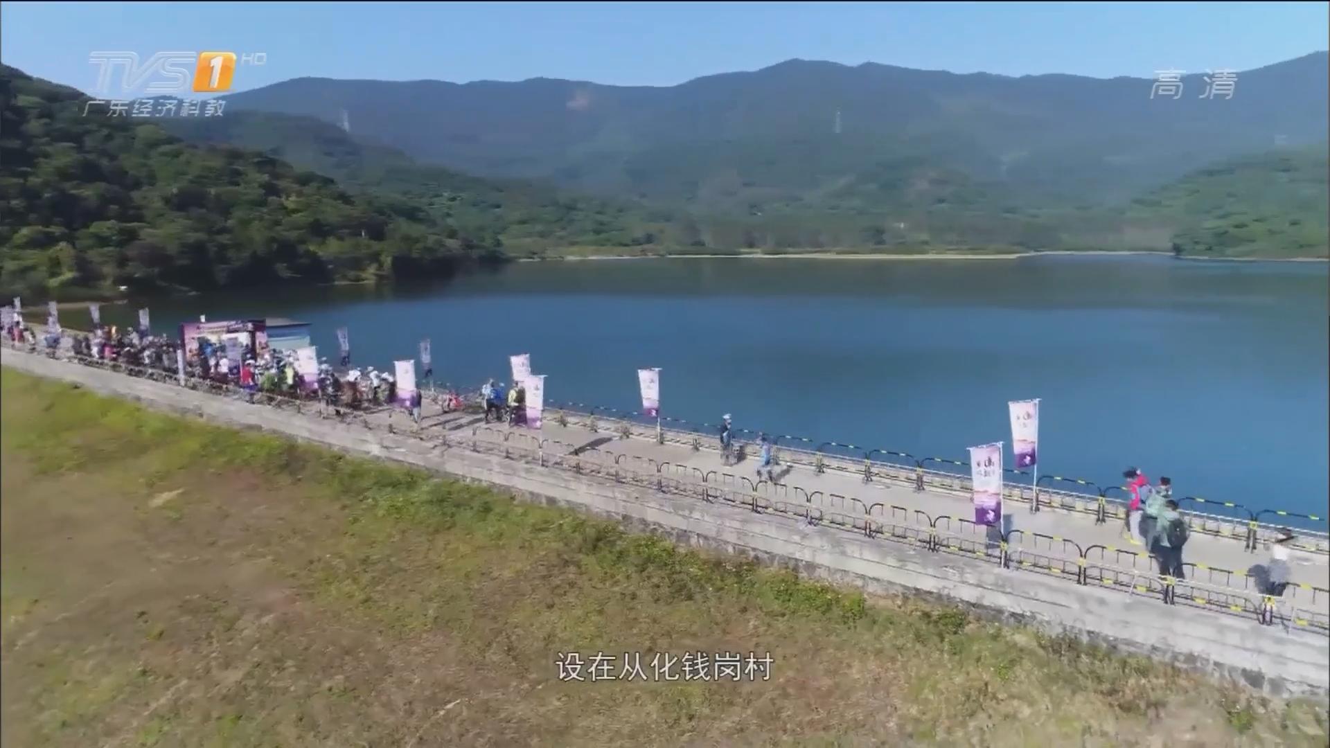 从化钱岗村——公益骑行赛