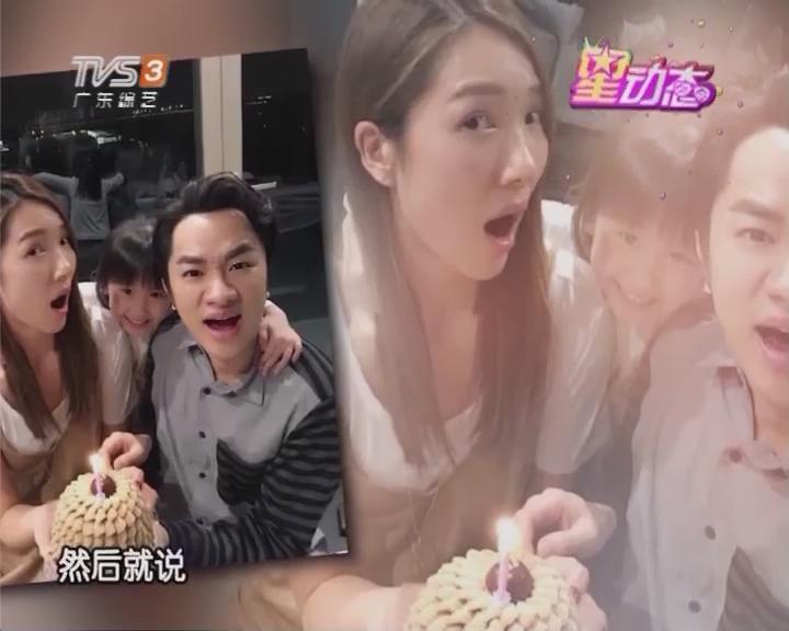王祖蓝口腔溃疡李亚男煲汤解毒
