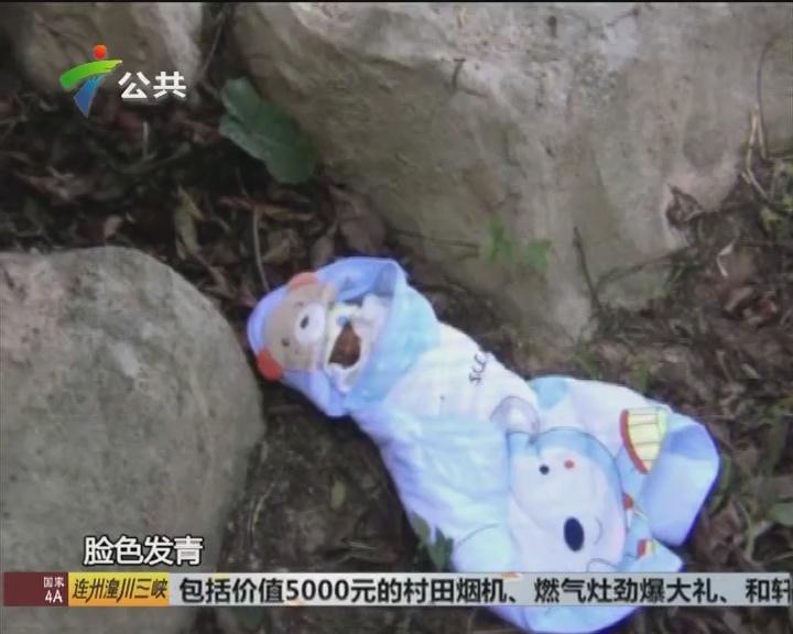 早产男婴被弃河道边 幸被巡查员发现救助