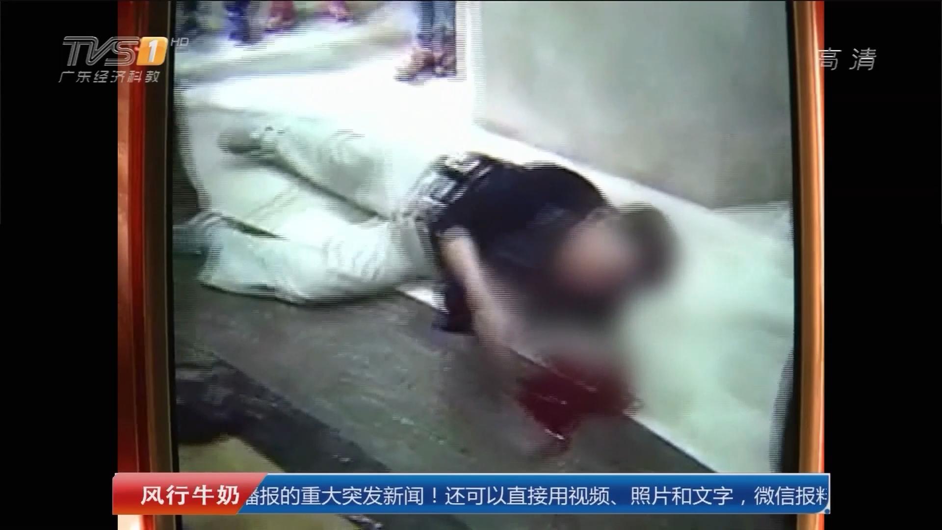 深圳:老人被困电梯 电梯工施救却起冲突