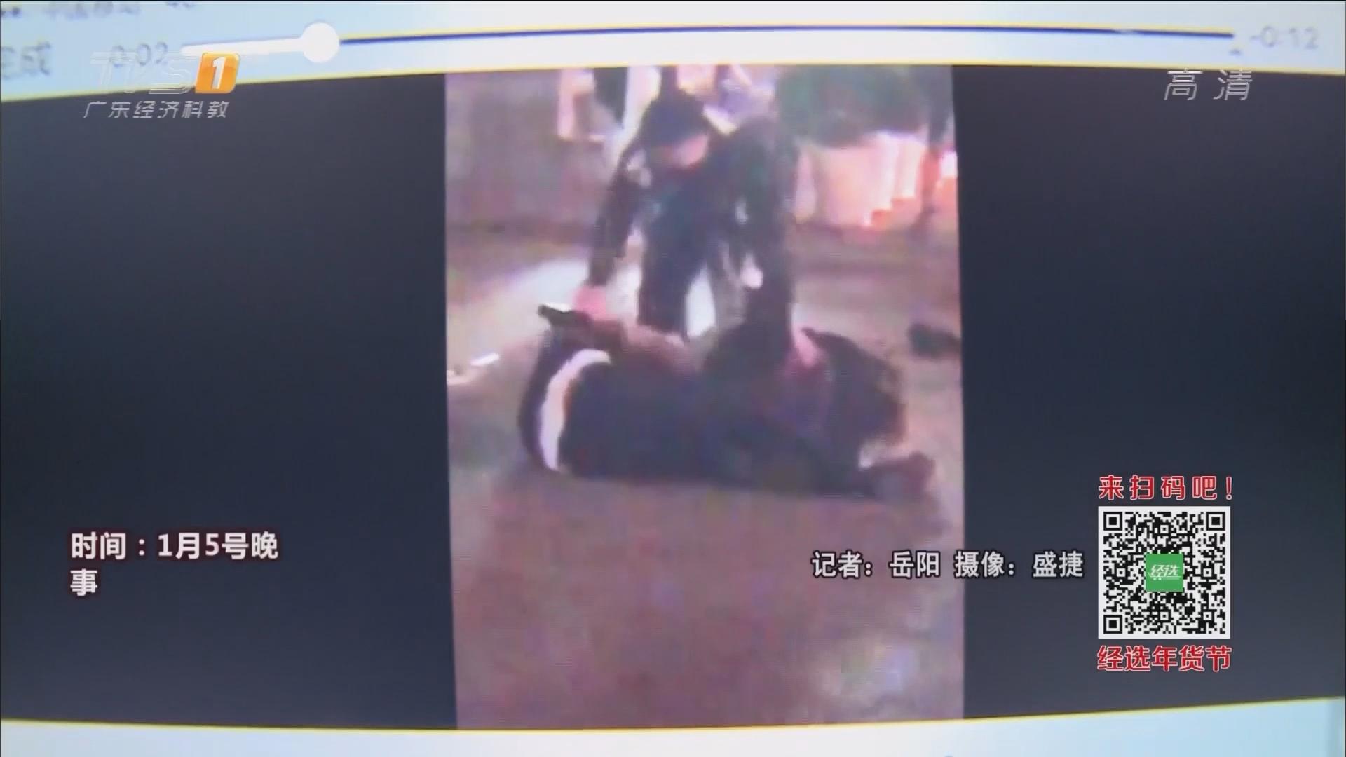广州:阻拦陌生人进小区 保安遭暴打致重伤