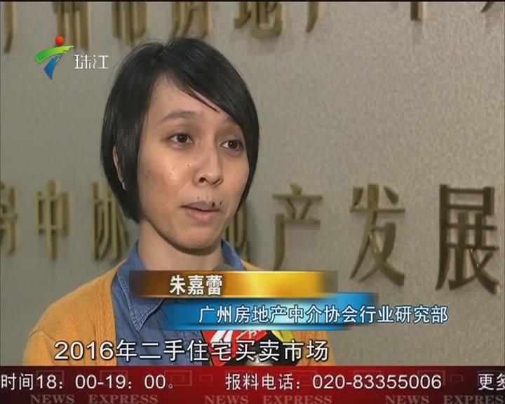 广州去年住宅租金均价冲40元/平方米