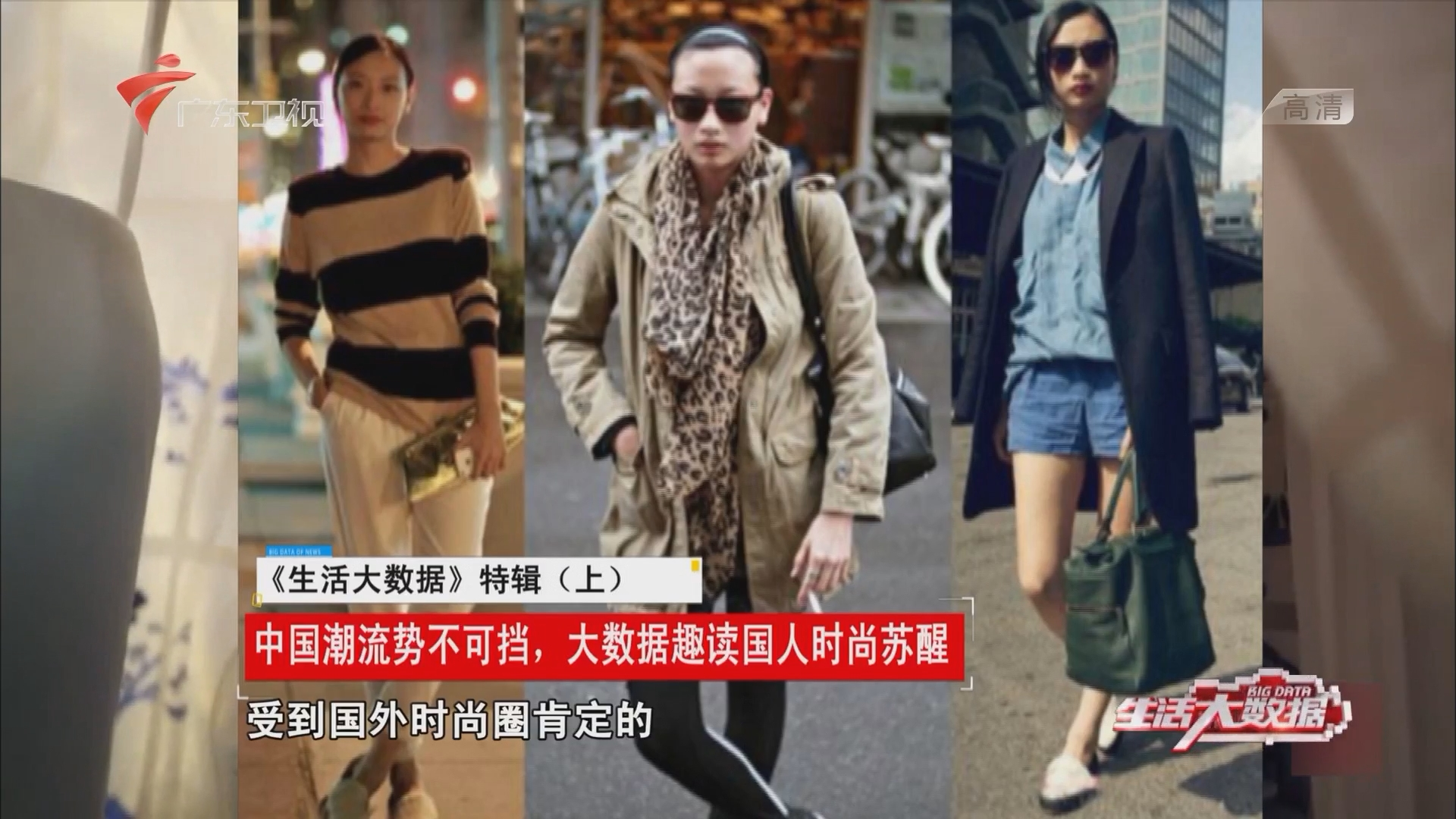 中国潮流势不可挡,大数据趣读国人时尚苏醒