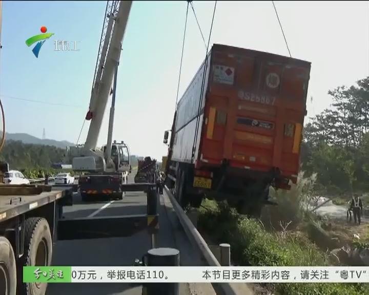 春节公路出行 大小事故不断