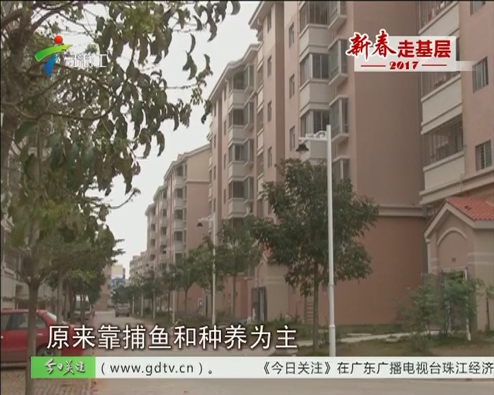 湛江:东海岛整村搬迁 村民安居乐业