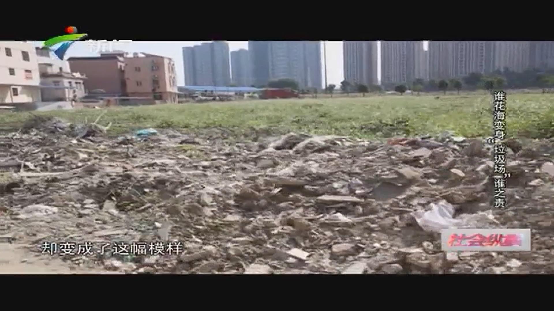 花海变身垃圾场谁之责?