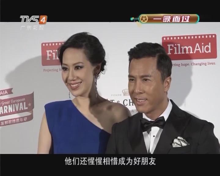 甄子丹坦言很欣赏国际巨星范·迪塞尔