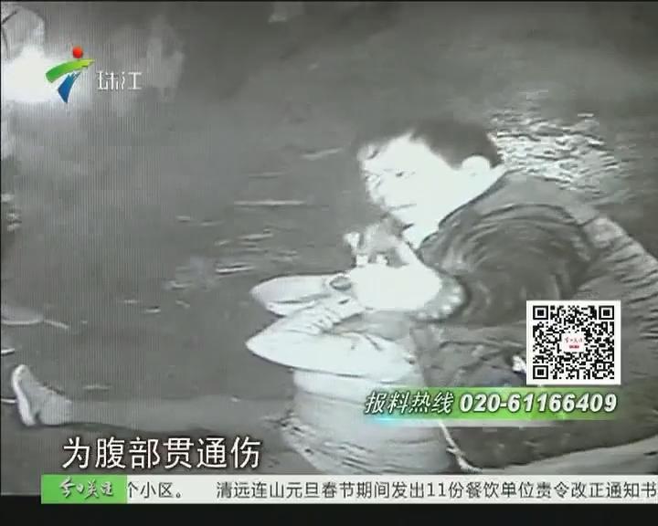 汕头:土制烟花酿悲剧 一家五口被炸伤