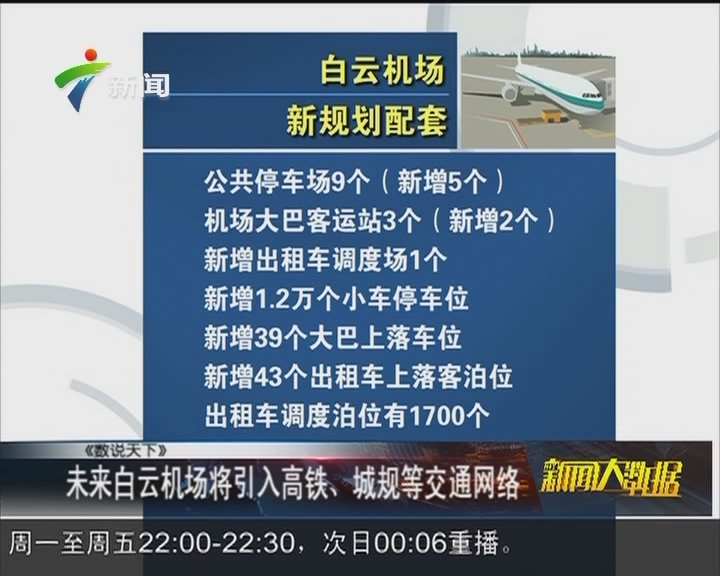 白云机场扩建将搬迁15个行政村
