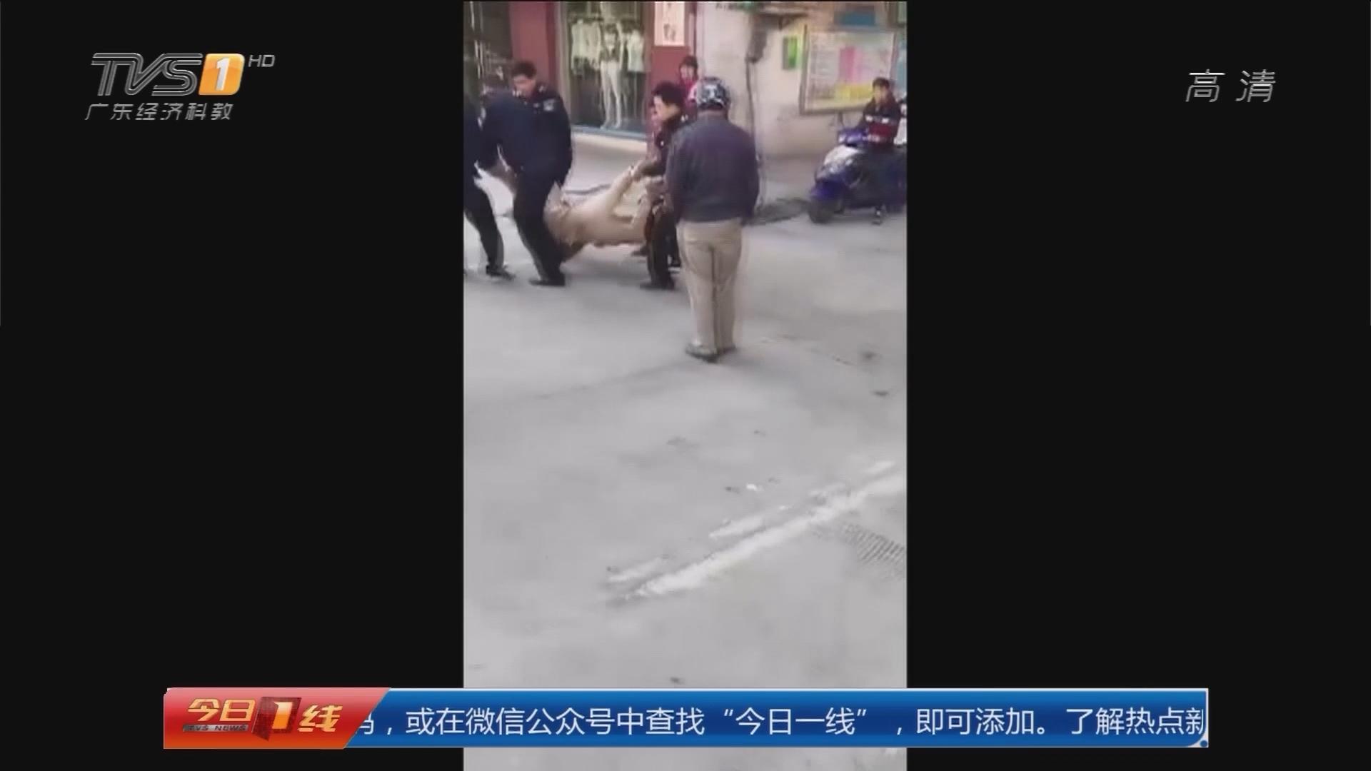 """湛江:饮料被""""悄然""""收缴? 城管执法引争议"""