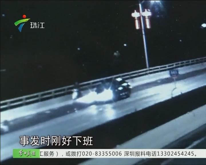 惠州:小伙子无证酒驾撞死人还逃逸