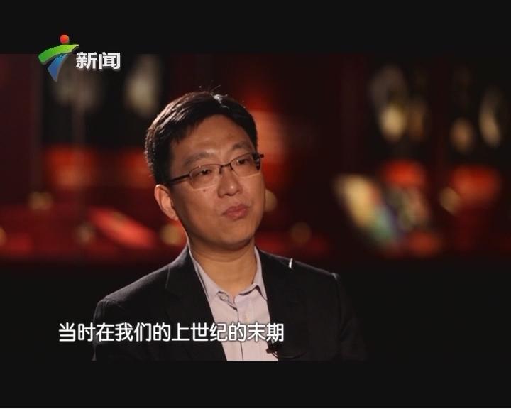 魏峻:心向考古 志在文博