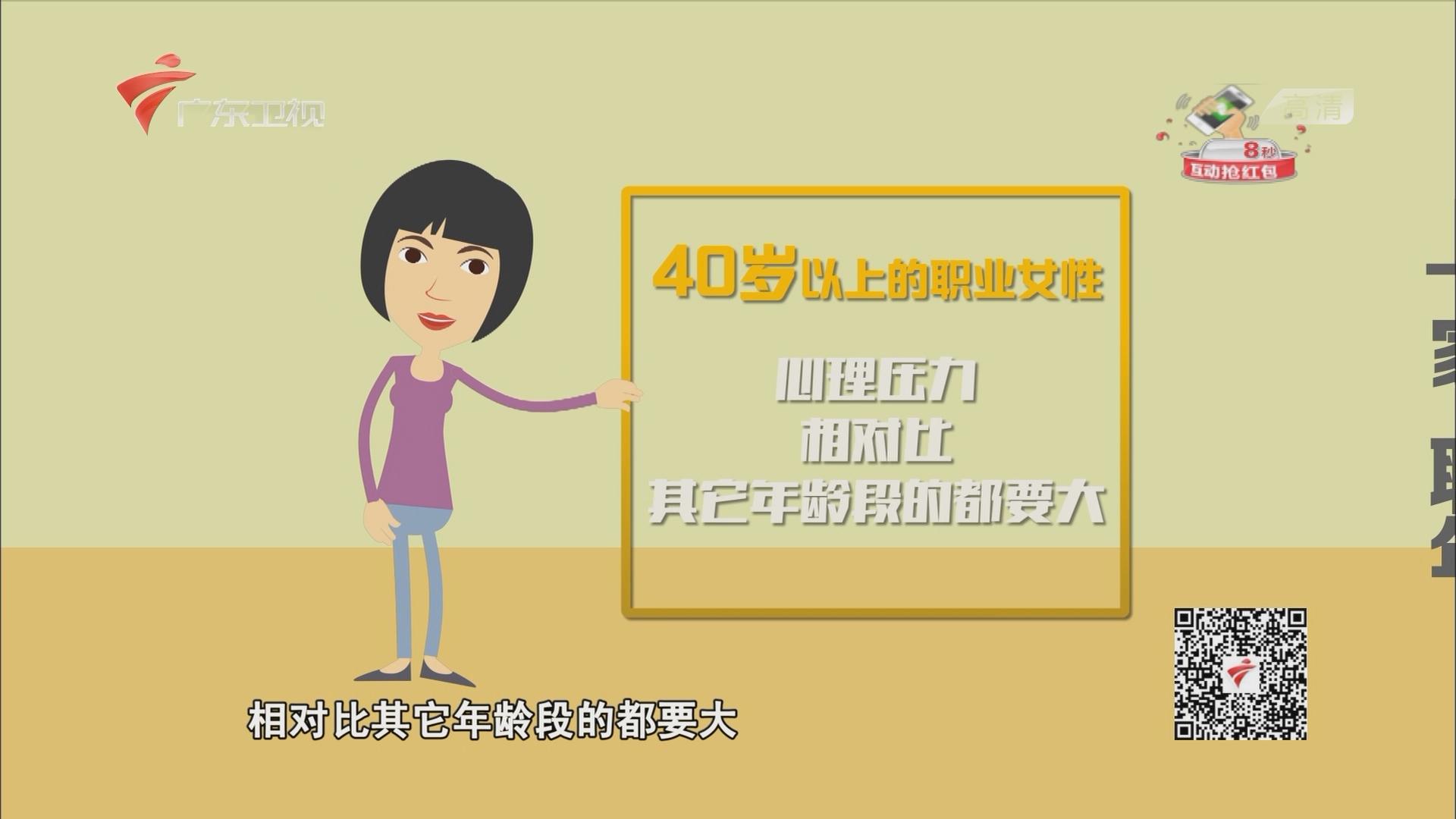 中国女性职场调查