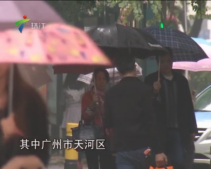 广州提前19天入汛 强对流天气增多
