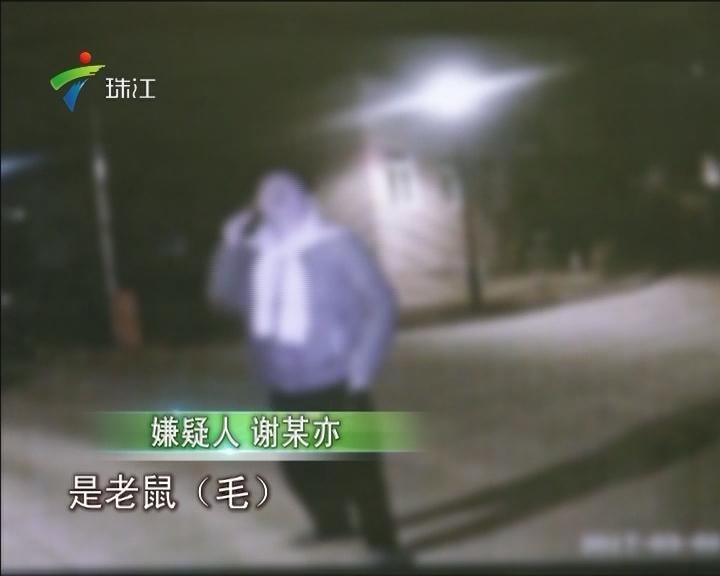 """韶关:男子报警称被盗 到场却称""""有老鼠"""""""