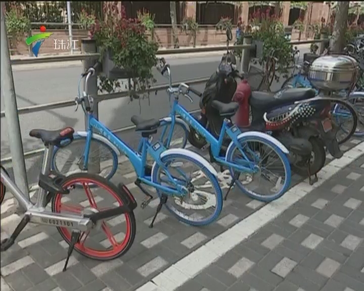 上海试点限制停放 违规将继续计费