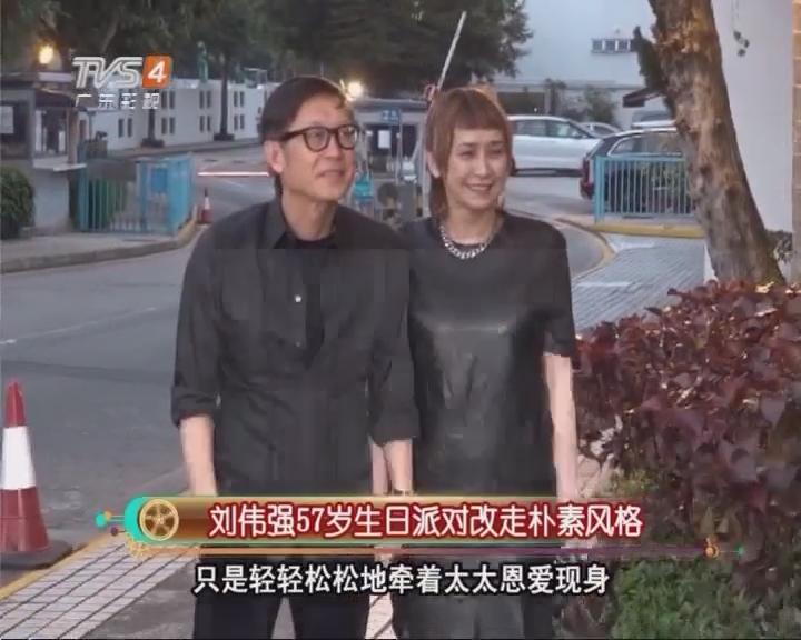 刘伟强导演往年生日必高调举办派对