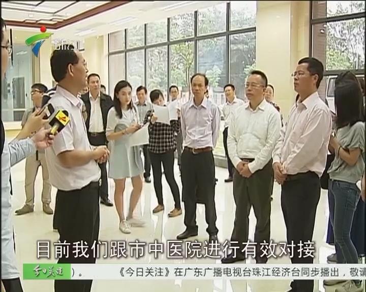 广州:同德围首间综合医院或6月使用