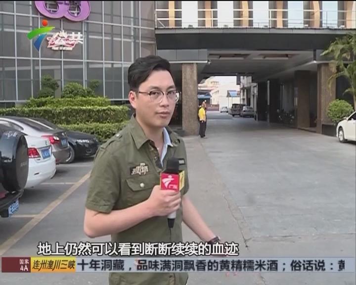辟谣:网传斗殴致人死亡 实为交通意外