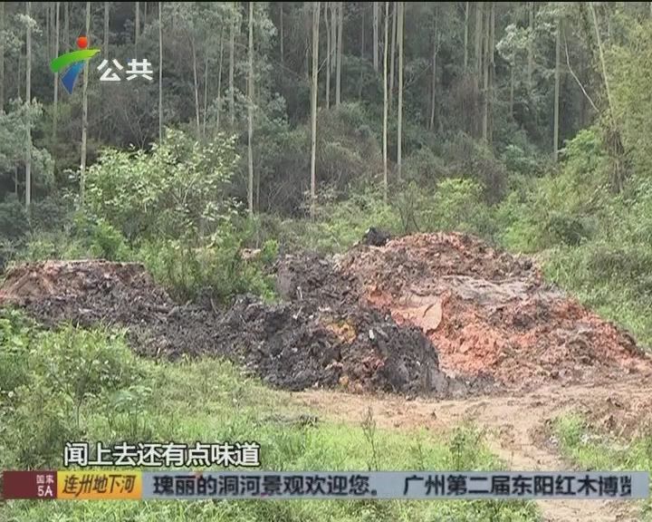村民求助:泥头车半夜倒余泥 村委称将清理