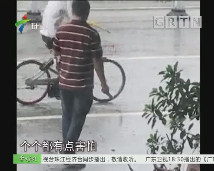 广州:男子追债捅死人 警方迅速将其抓获