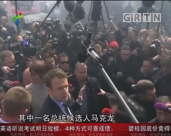 工人罢工引发法国总统候选人正面交锋