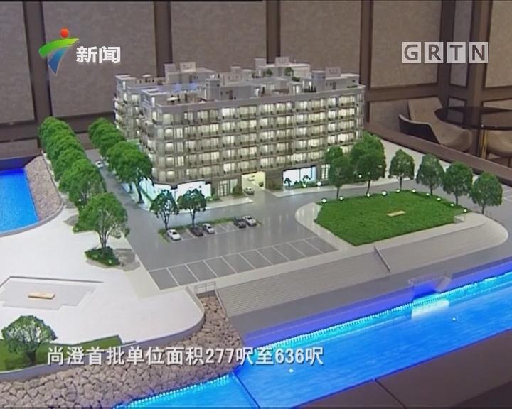 香港沙头角新盘销情炽热