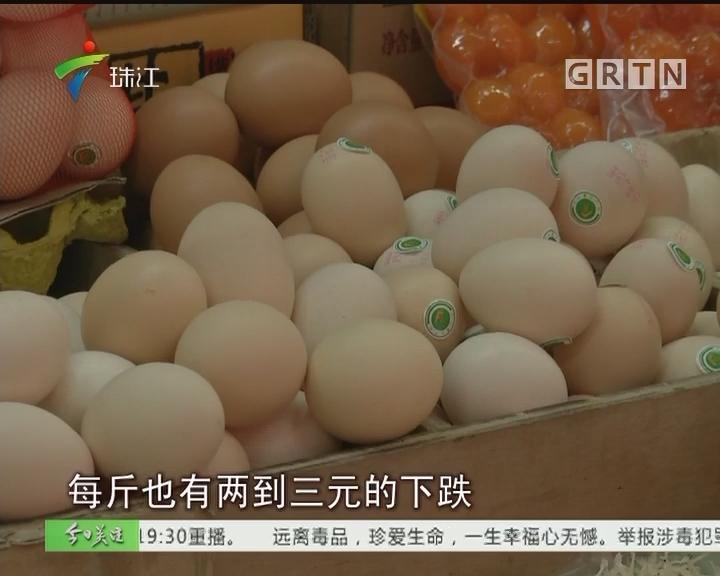 鸡蛋价格持续走低 刷新近年来最低价