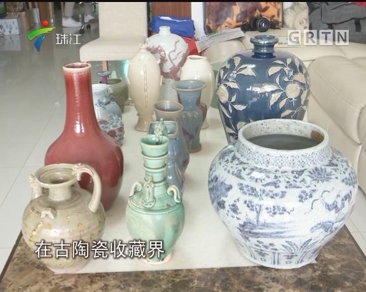 民间收藏家曾凡钦:收藏是对传统文化的传承