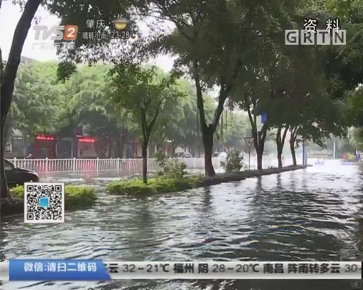 """关注天气:""""龙舟水""""到大雨将持续到六月中"""