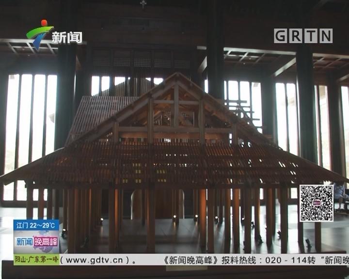 建筑的魅力:惊艳!全木制大堂 一千平方不用一颗钉