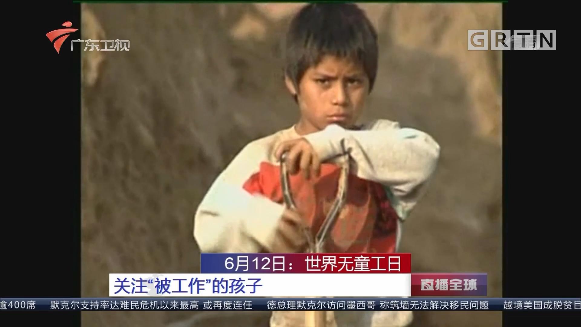 世界无童工日
