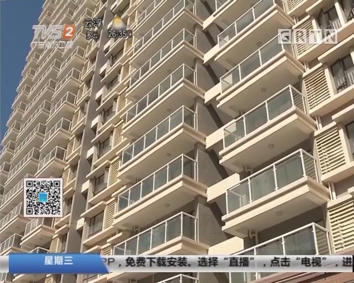 广州:洲头咀隧道工程拆迁户今天开始回迁