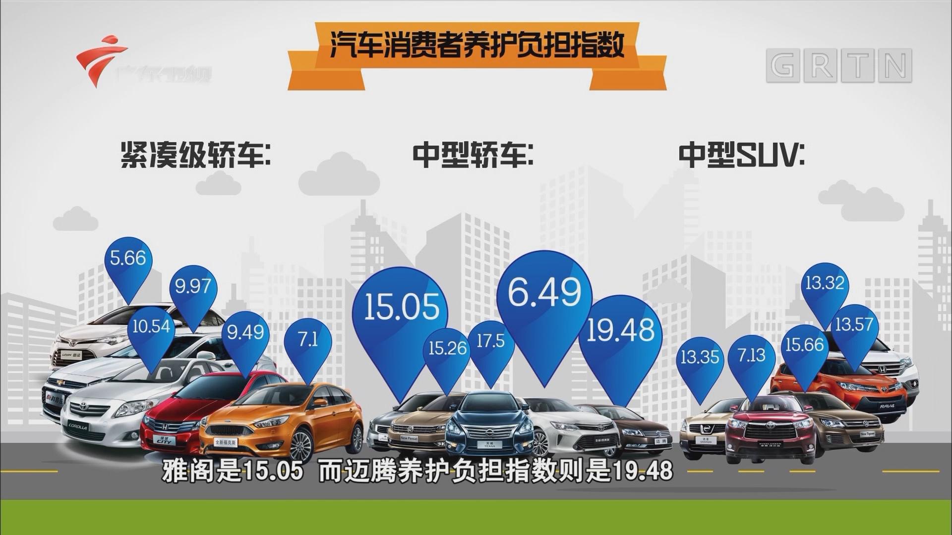 大数据告诉你如何保养汽车