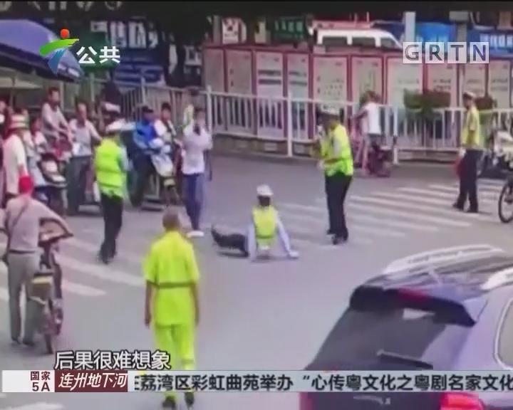 男子暴力逃避执法 被警方刑事拘留