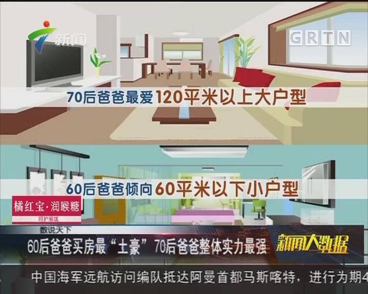 四成半受访爸爸近期打算购房 超七成人对居住条件不满