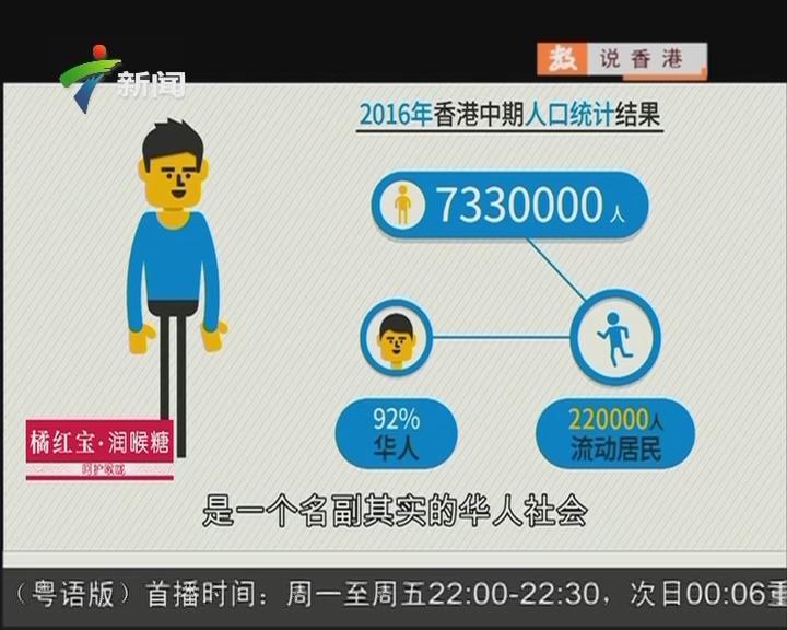 """数说香港:二十年 香港""""人""""你变了吗?"""