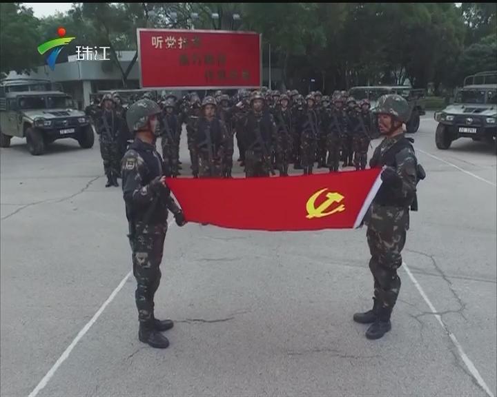 驻香港部队:陆海空全面发展 锻造世界一流的精兵劲旅