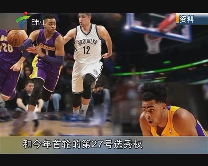NBA:篮网第一人将辅佐湖人豪强