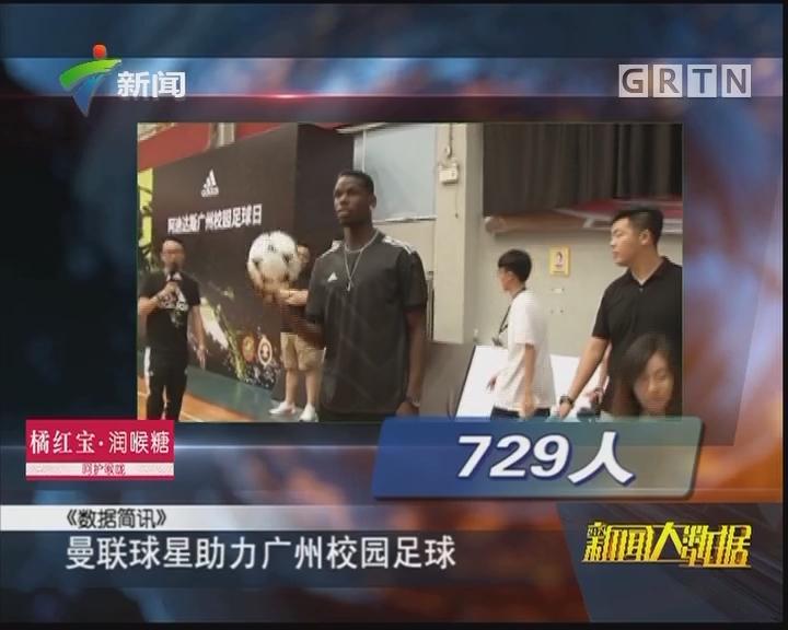 曼联球星助力广州校园足球