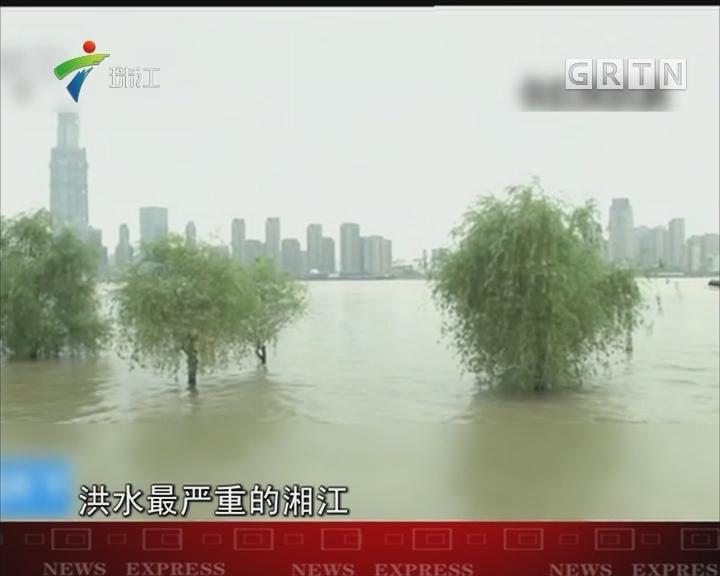 湖南一个月下20.5天雨