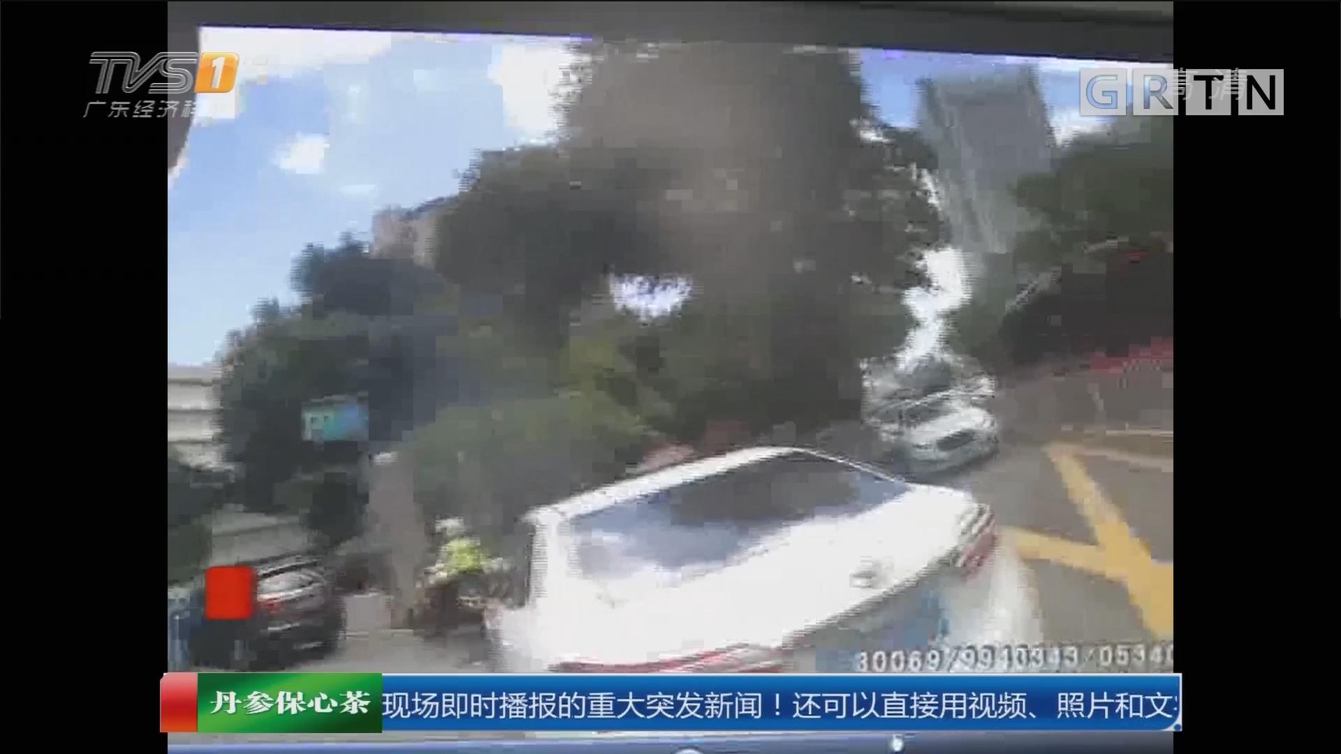 深圳:幼童误食药片 铁骑开路护送