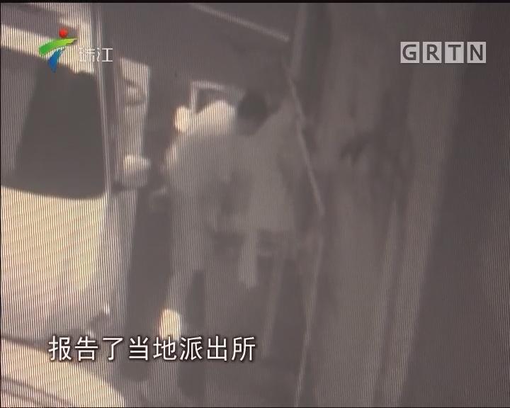 """南沙惊现""""内衣大盗"""" 女店主一月被偷十次"""