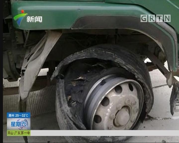 轮胎爆炸威力有多大?轮胎打气时最容易发生爆炸