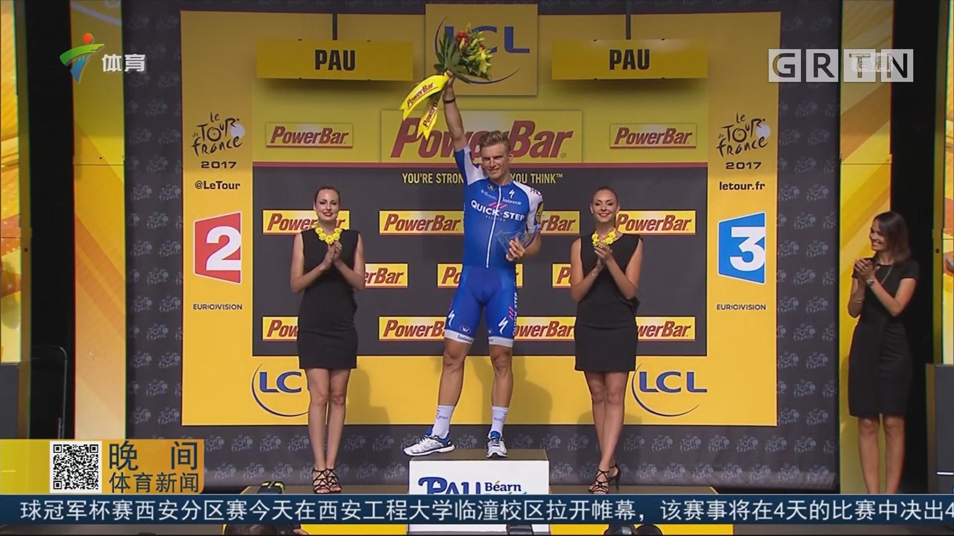 环法第十一赛段 基特尔豪夺个人第五冠